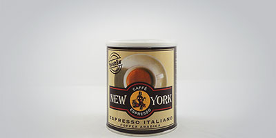 New York Macinato Bar 250 g gemahlen