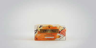 Twinings Camomile, Honey & Vanilla 25 x 2 g Teebeutel