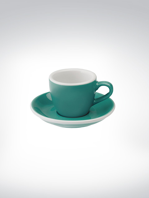 Loveramics Espresso Tasse teal