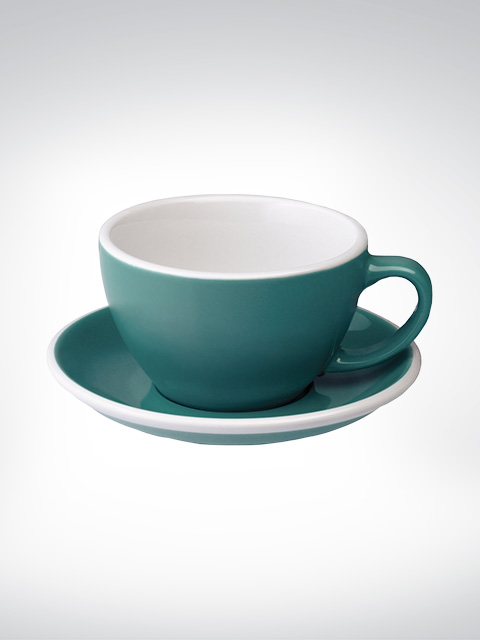 Loveramics Caffè Latte Tasse teal