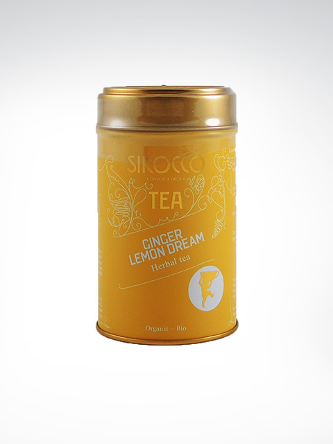 Sirocco Ginger Lemon Dream