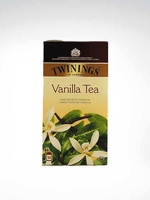 Twinings Vanilla Tea
