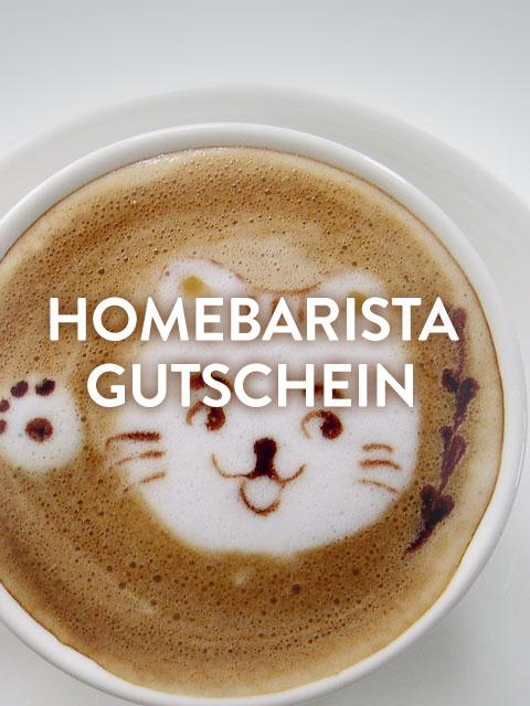 Kaffeezentrale Gutschein Home Barista Workshop