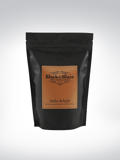 Black and Blaze India delight