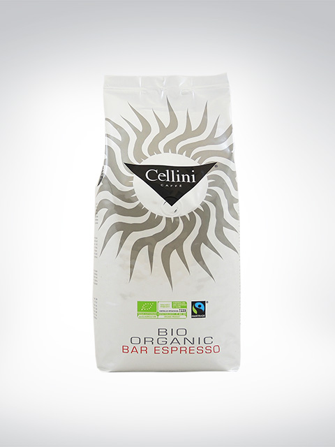 Cellini Bio Fairtrade Espresso
