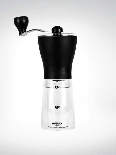 Hario Mini Mill Slim, Kaffeemühle
