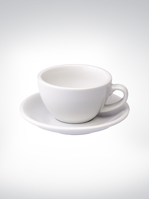 Loveramics Flat White Tasse weiss