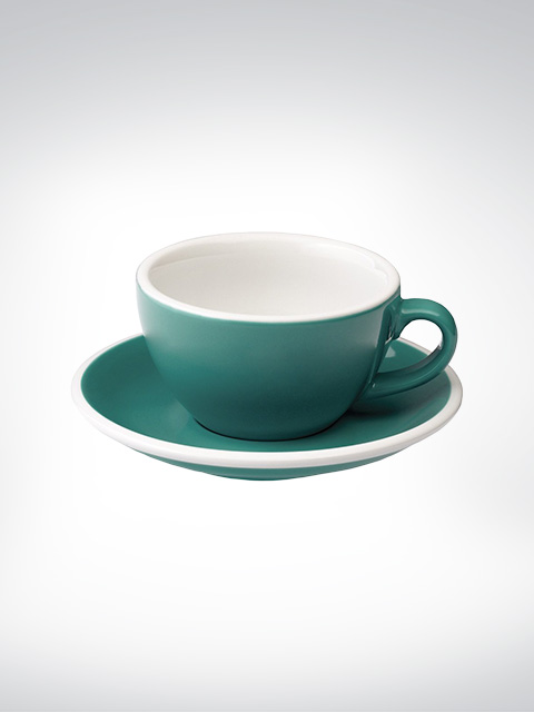 Loveramics Flat White Tasse teal