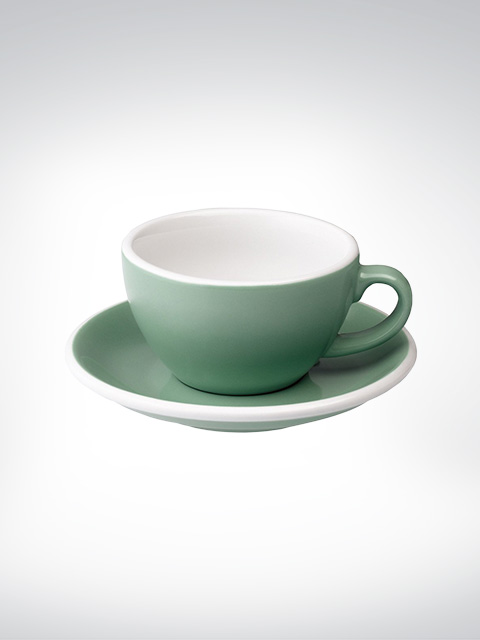 Loveramics Flat White Tasse mint