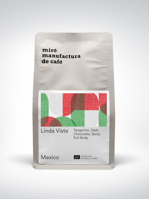 Miro Coffee Linda Vista, Mexiko