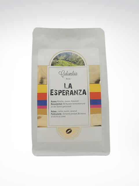 UCC Coffee La Esperanza, Kolumbien